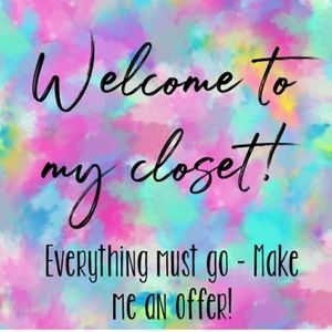 **REASONABLE OFFERS WELCOME!!**